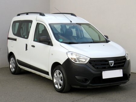 Dacia Dokker, 2014