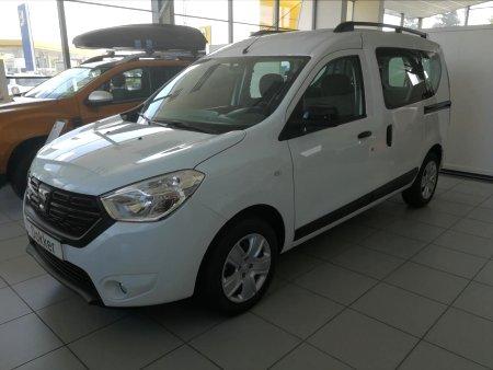 Dacia Dokker, 2019