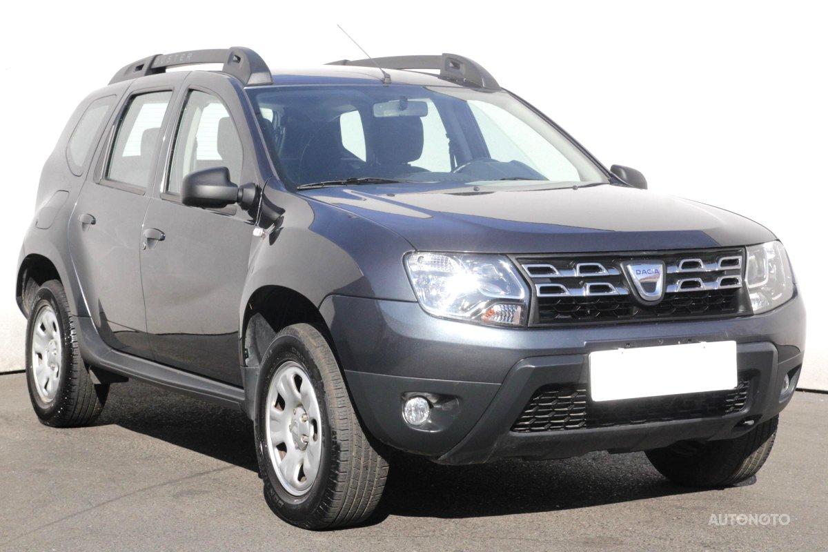 Dacia Duster, 2015 - celkový pohled