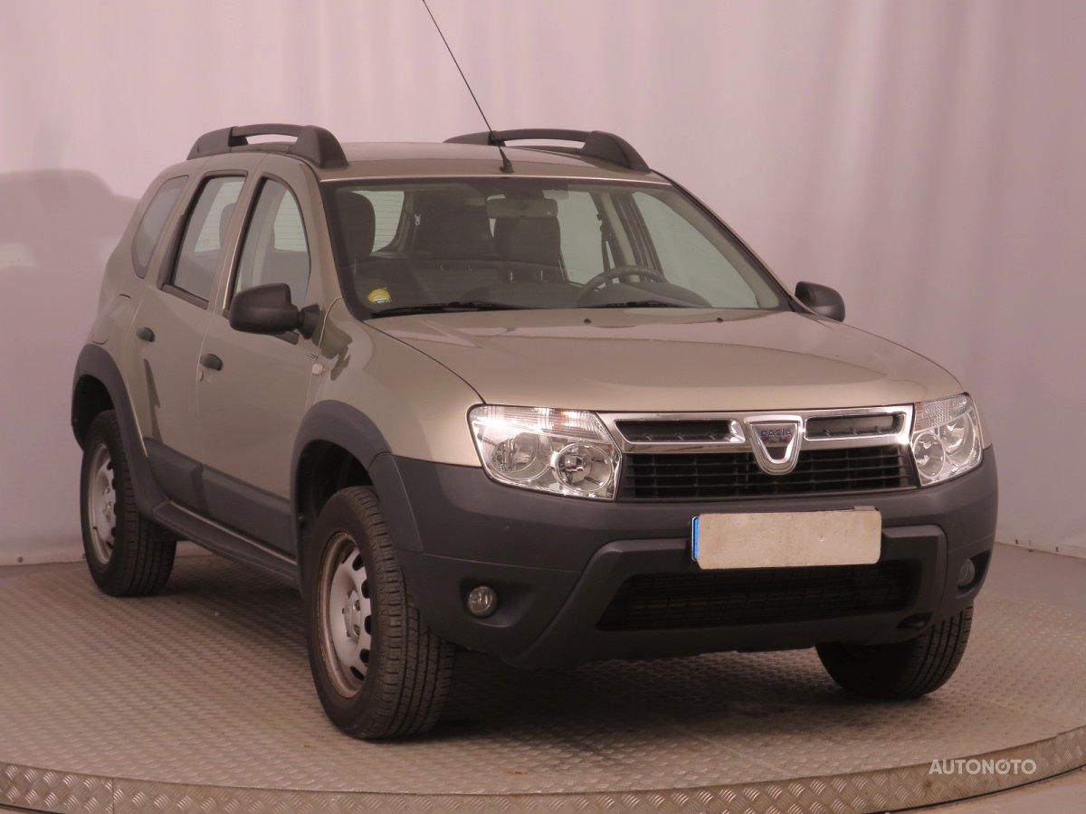 Dacia Duster, 2012 - celkový pohled