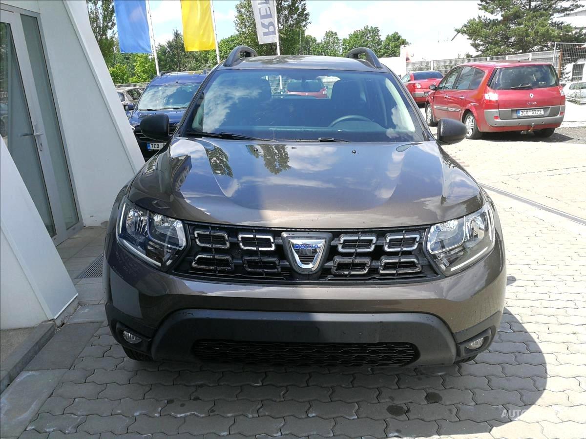 Dacia Duster, 2019 - celkový pohled