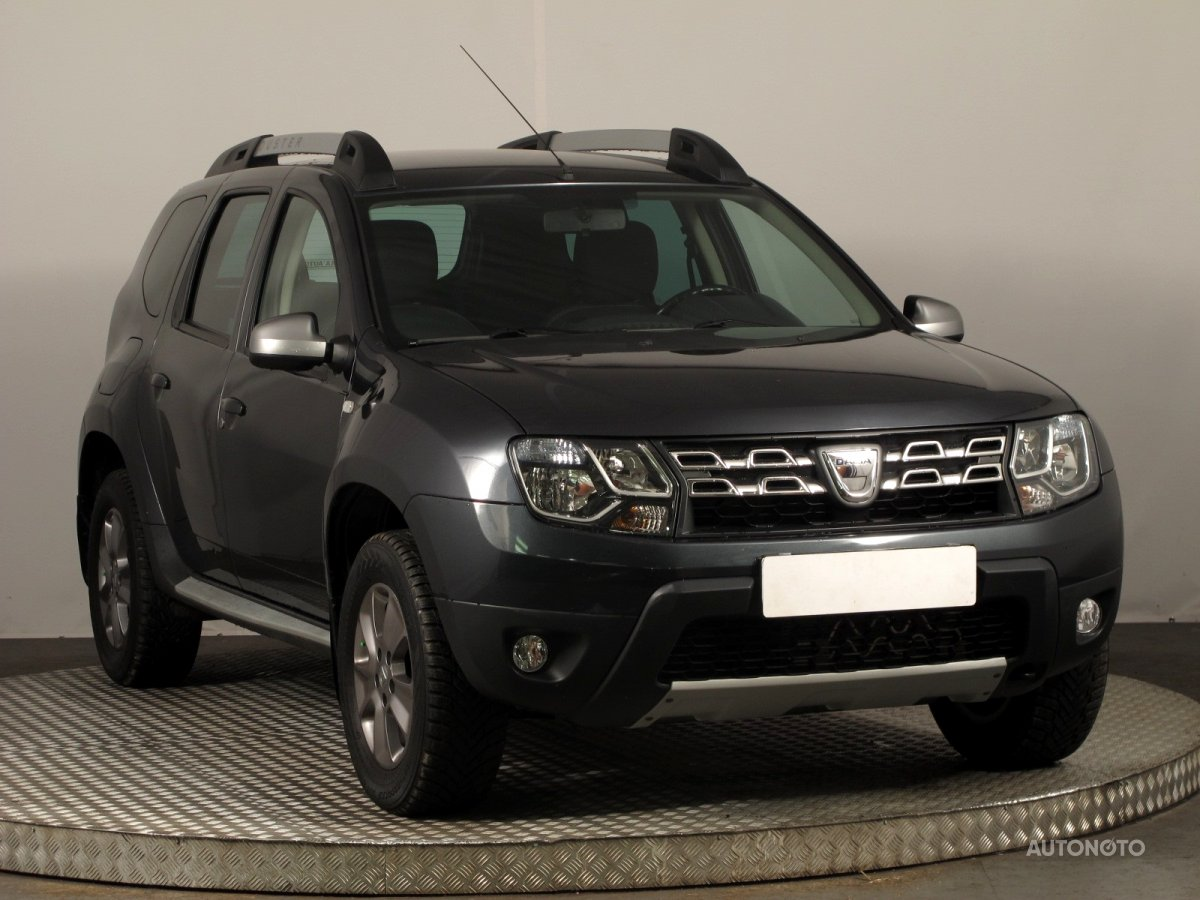 Dacia Duster, 2014 - celkový pohled