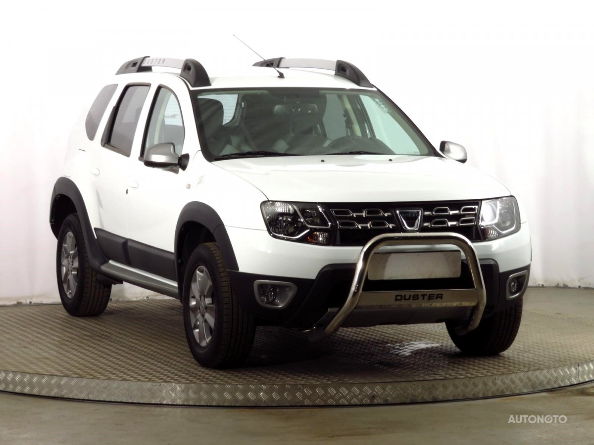 Dacia Duster, 2016 - celkový pohled