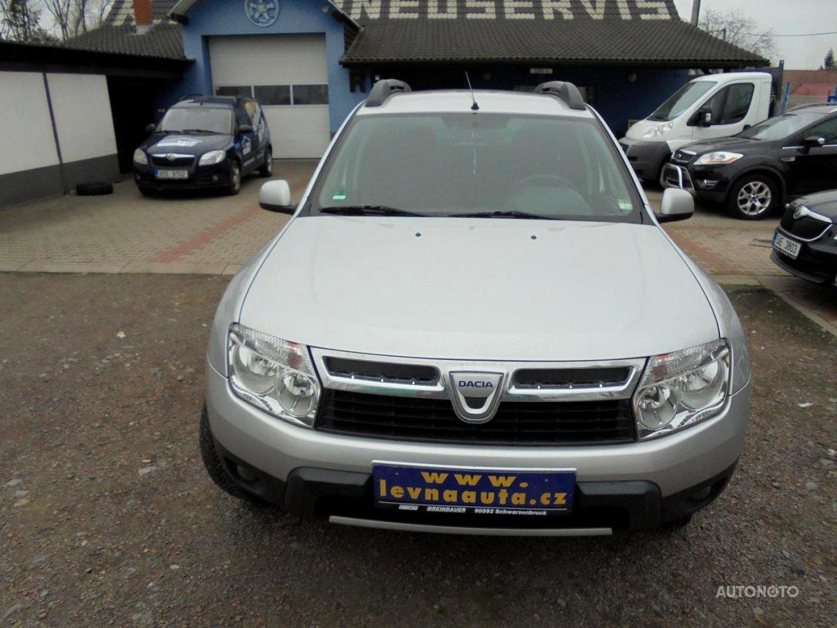 Dacia Duster, 2011 - celkový pohled