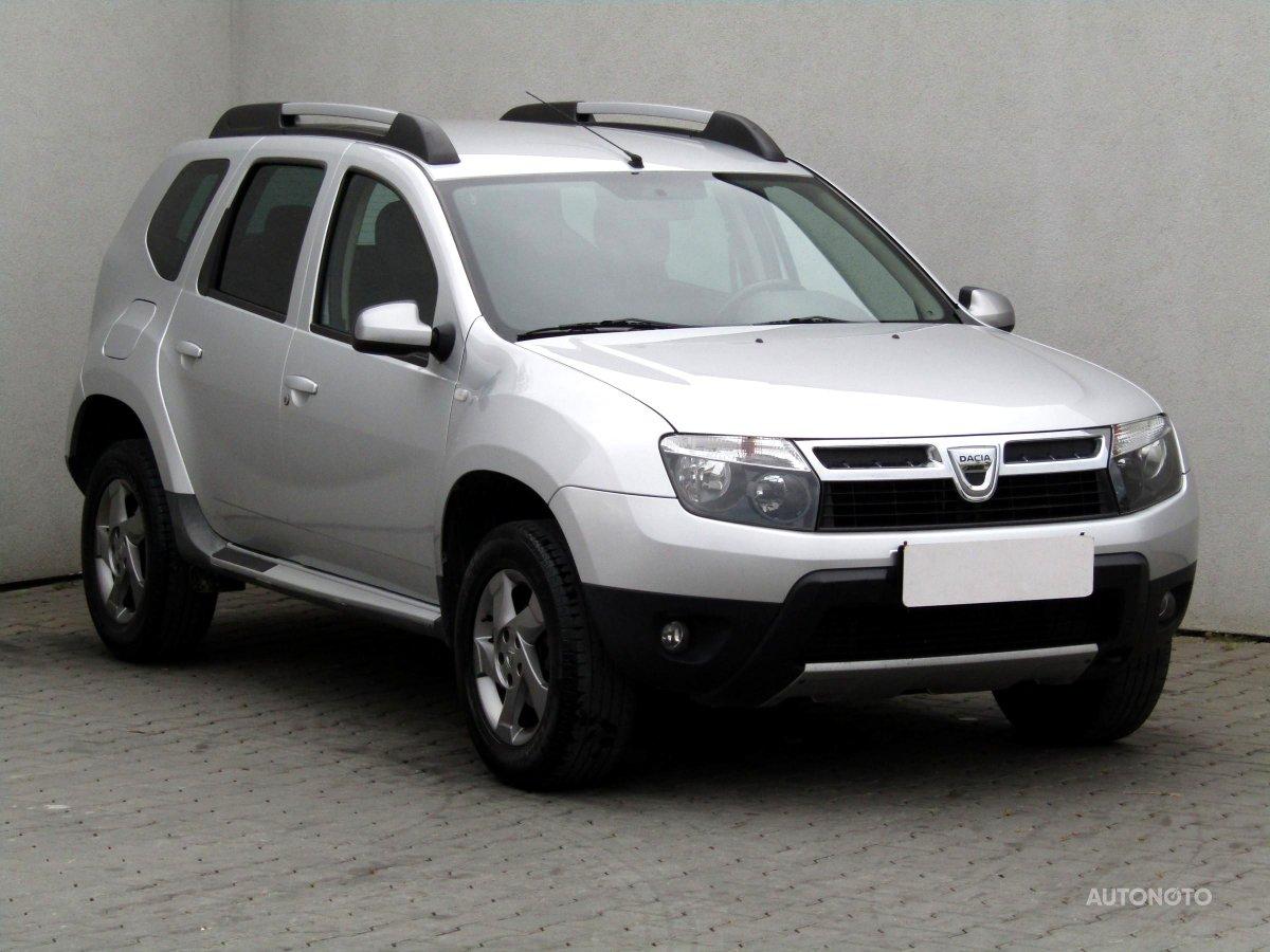 Dacia Duster, 2013 - celkový pohled