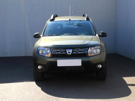 Dacia Duster, 2014 - pohled č. 2