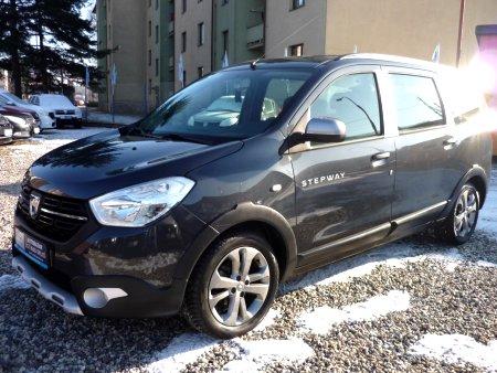 Dacia Lodgy, 2017