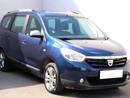 Dacia Lodgy, 2015