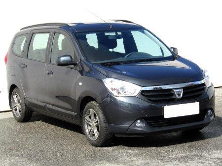 Dacia Lodgy, 2013