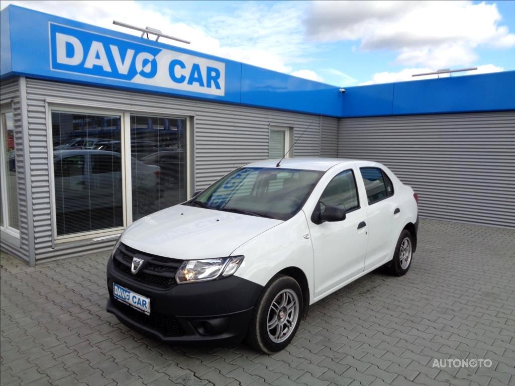 Dacia Logan, 2013 - celkový pohled