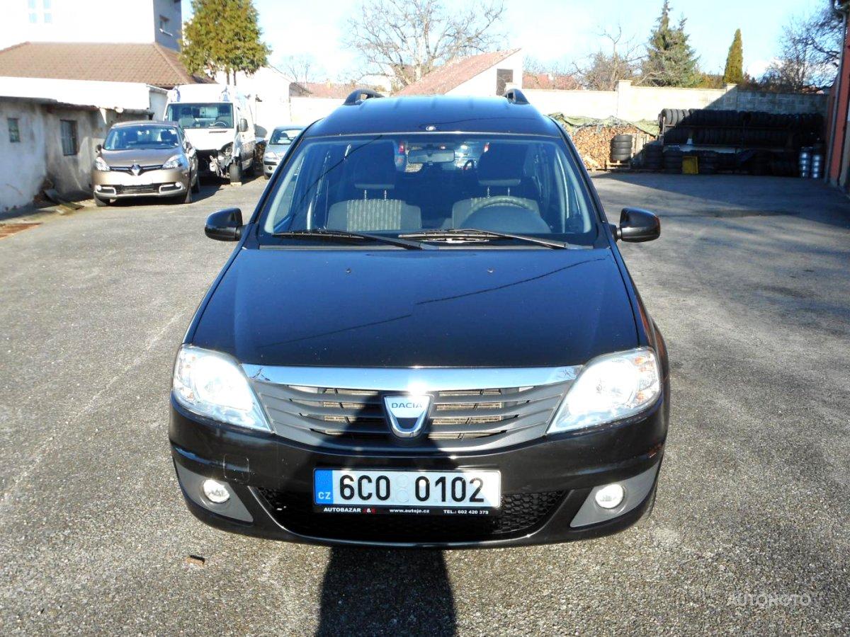Dacia Logan, 2010 - celkový pohled