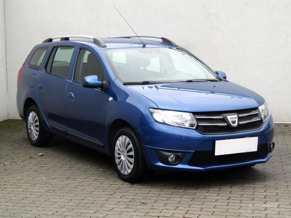 Dacia Logan, 2014 - celkový pohled