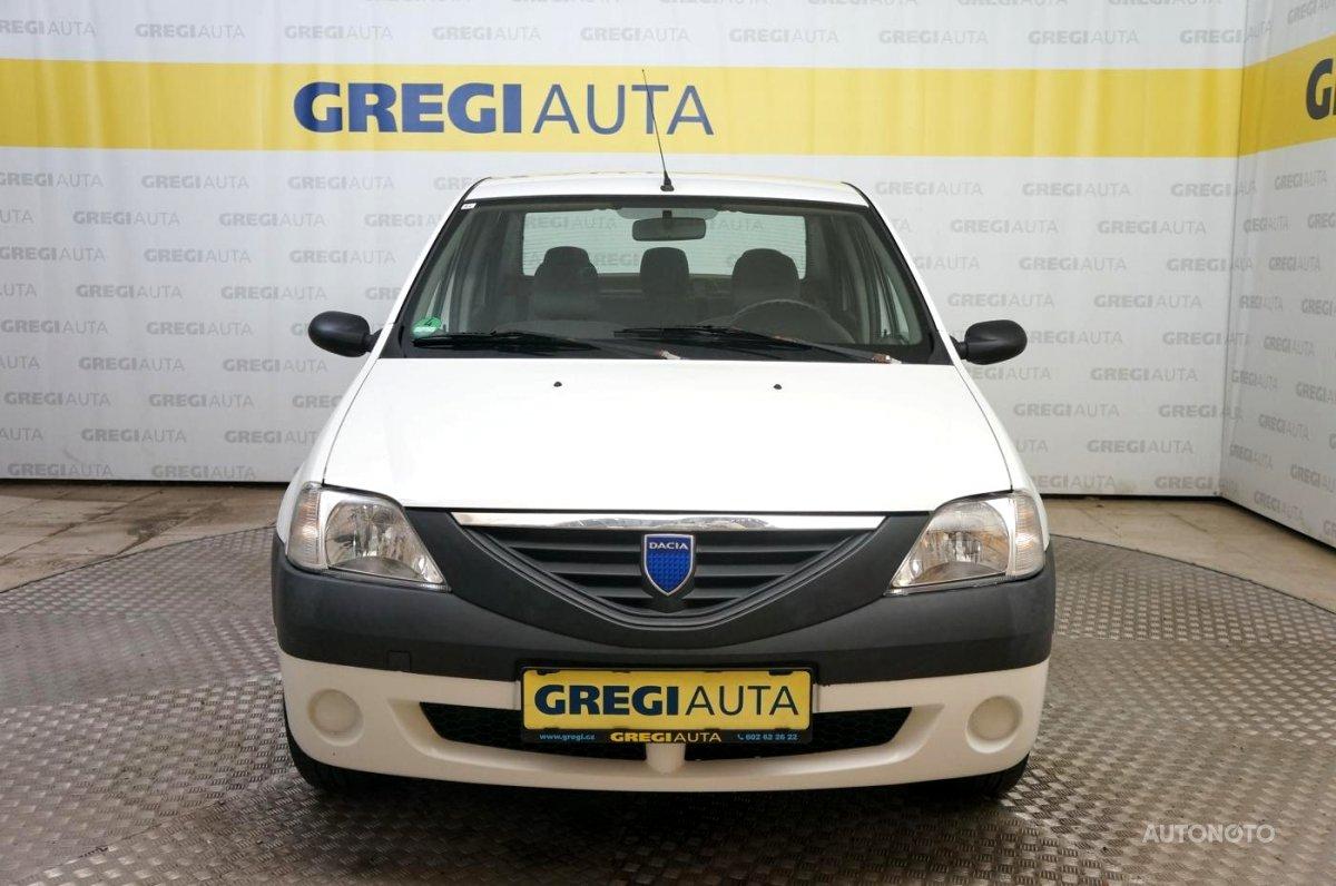 Dacia Logan, 2007 - celkový pohled
