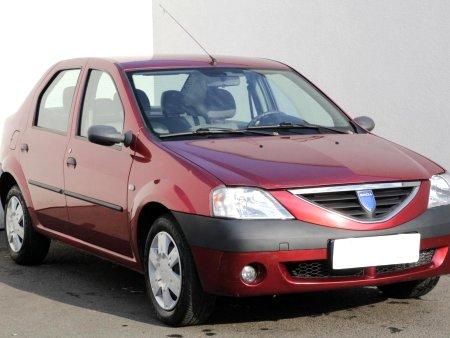 Dacia Logan, 2004