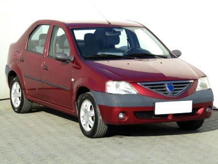 Dacia Logan, 2005