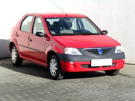 Dacia Logan, 2007
