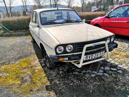 Dacia Ostatní, 1984
