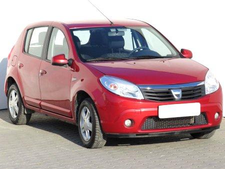 Dacia Sandero, 2012