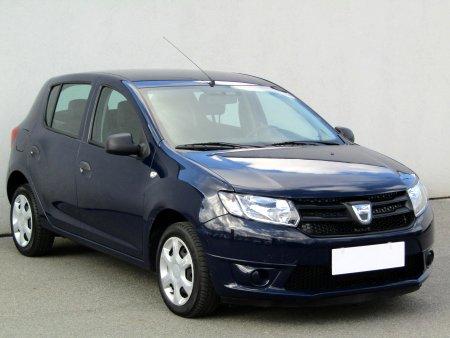 Dacia Sandero, 2013