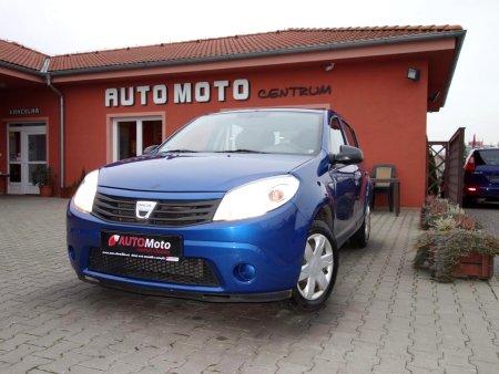 Dacia Sandero, 2009