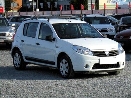 Dacia Sandero, 2010