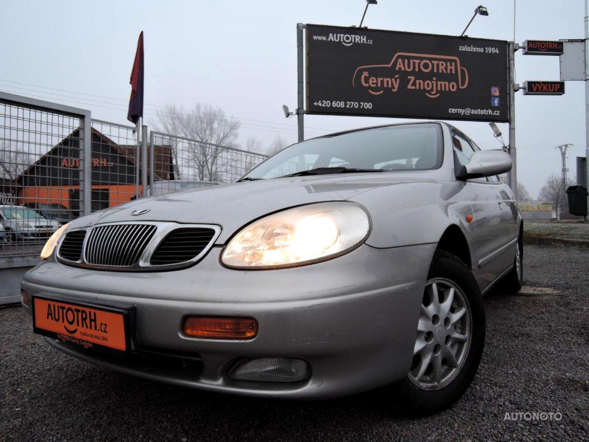 Daewoo Leganza, 2003 - celkový pohled