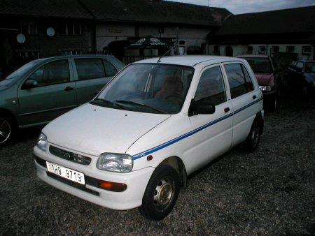 Daihatsu Cuore, 1996