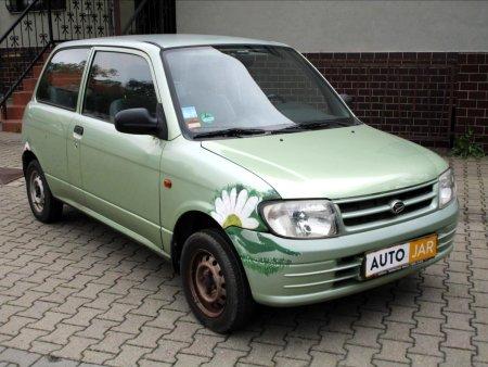 Daihatsu Cuore, 1999