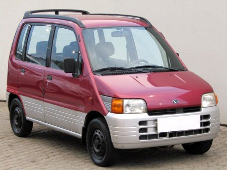 Daihatsu Move, 1998