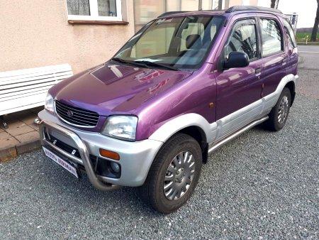 Daihatsu Terios, 1997