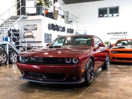 Dodge Challenger, 2019