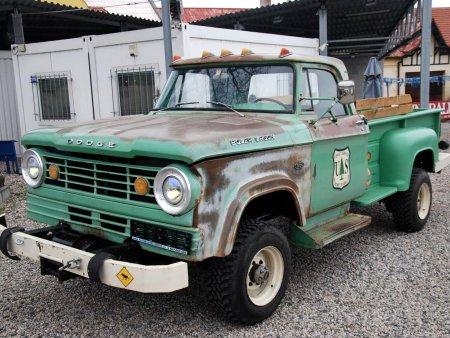 Dodge Dodge - Neznámý, 1965