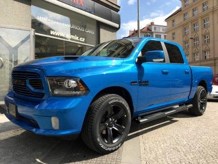 Dodge Ram, 2018