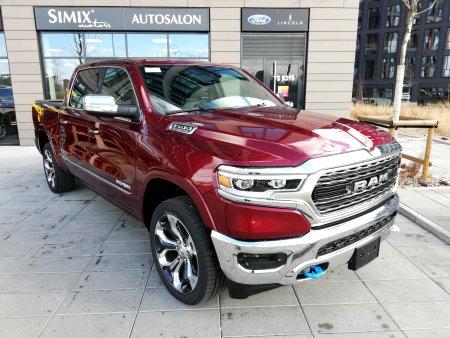 Dodge Ram, 2019