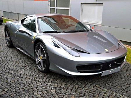 Ferrari 458, 2013