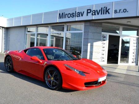 Ferrari 458, 2011