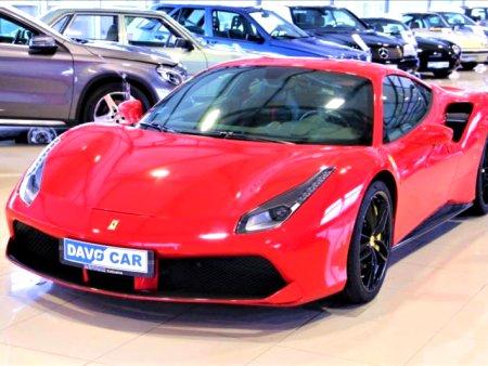 Ferrari 488, 2016