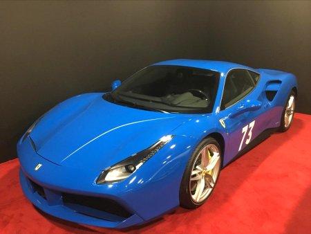 Ferrari 488, 2018