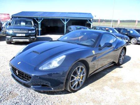 Ferrari California, 2011