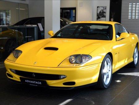 Ferrari F550, 1997