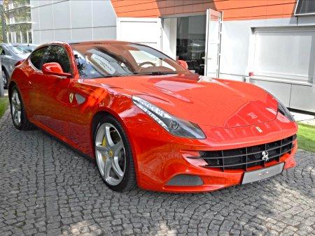Ferrari FF, 2014