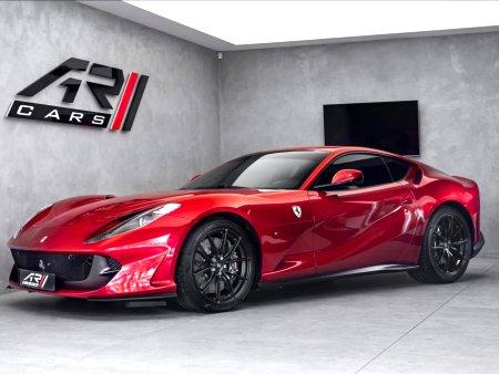 Ferrari Ostatní, 2018