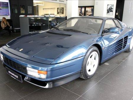 Ferrari Testarossa, 1990