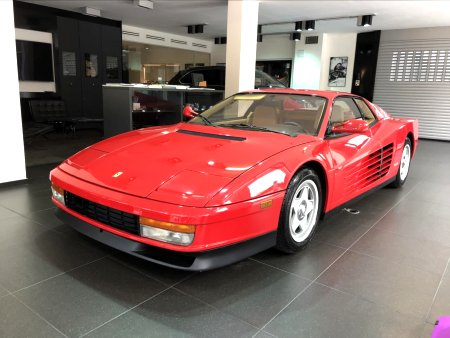 Ferrari Testarossa, 1988