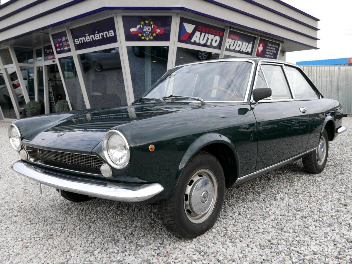 Fiat 124, 1967 - celkový pohled