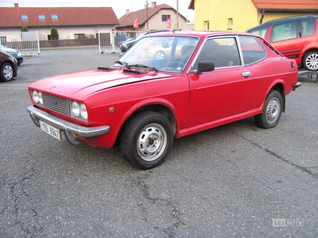 Fiat 128, 1973 - celkový pohled