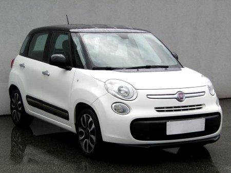 Fiat 500 L, 2012