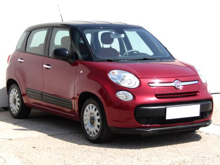 Fiat 500 L, 2013
