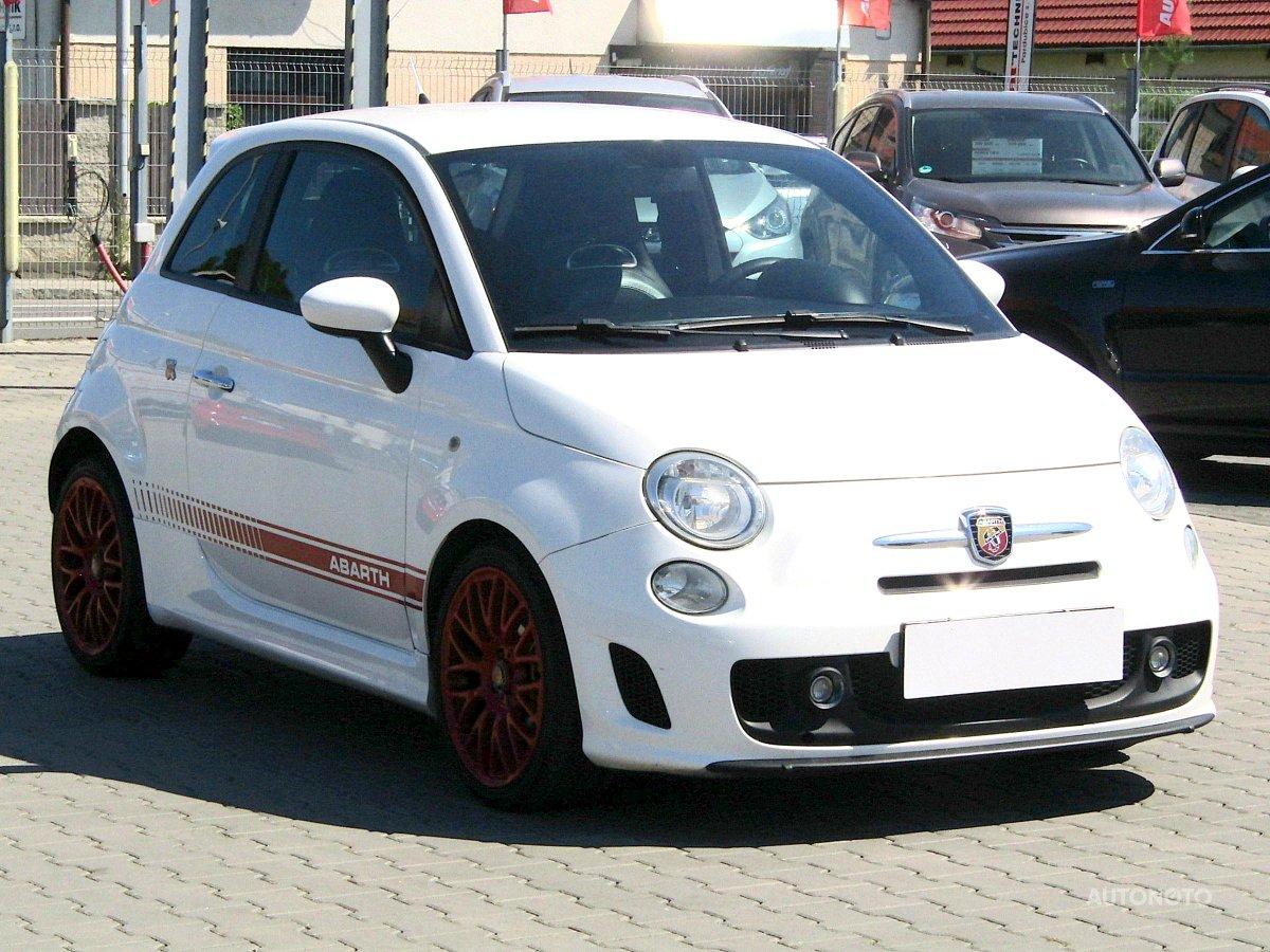 Fiat 500, 2009 - celkový pohled