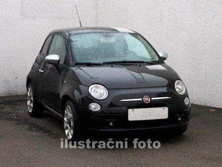 Fiat 500, 2008